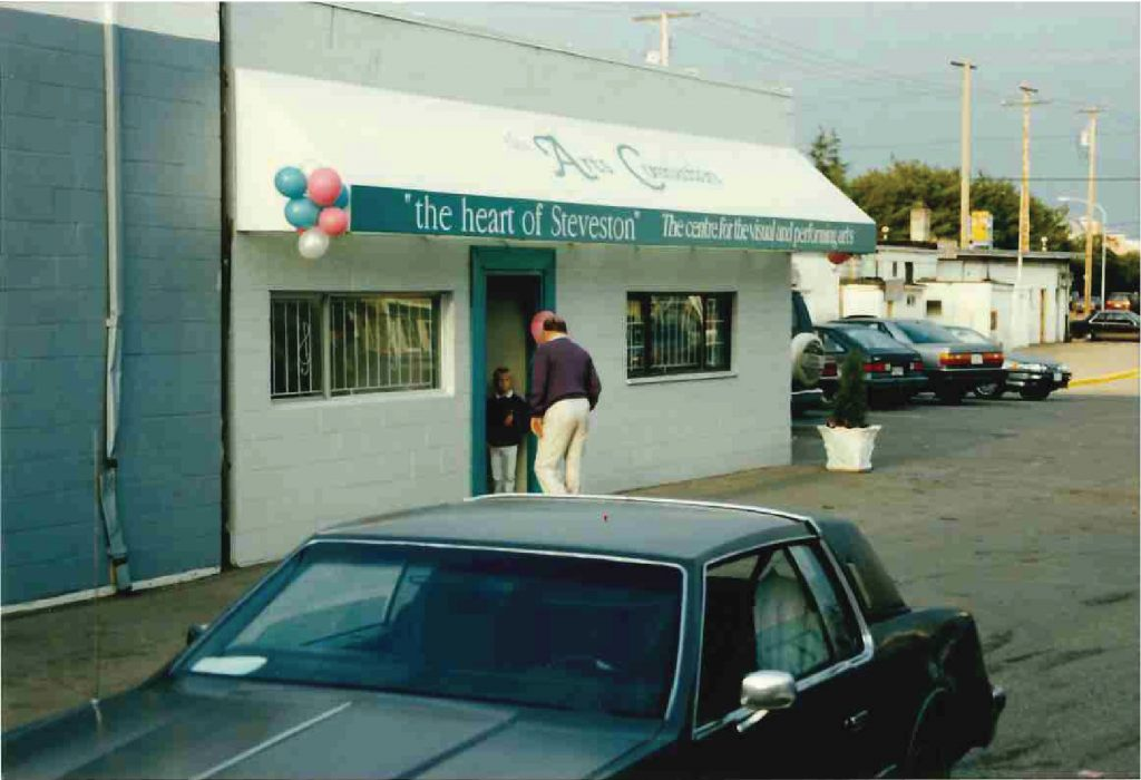 The Arts Connection history 1990s
