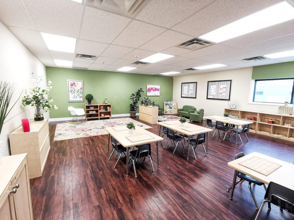 Ren Kids classroom
